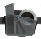 Safariland Model 573 - Concealment Magazine Holder, Paddle, Single w/Cuff Pouch