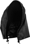 Blauer Snap On Rain Hood