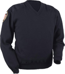 Blauer Lightweight V-Neck Sweater