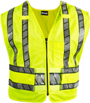 Blauer Breakaway Reflexite Safety Vest