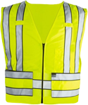 Blauer Zip-Front Breakaway Safety Vest