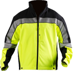 Blauer Colorblock Softshell Fleece Jacket