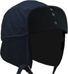 Blauer Fleece-Lined B.DRY Trooper Cap