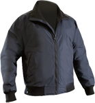 Blauer Fleece-Lined Bomber Jacket