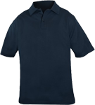 Blauer Bicomponent Polo Shirt