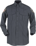 Blauer NFPA Certified 100% Cotton Long Sleeve Shirt