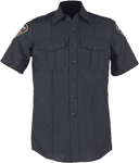 Blauer NFPA Certified 100% Cotton Short Sleeve Shirt