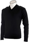 Cobmex V-Neck Military Sweater