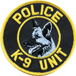 Hero's Pride POLICE - K-9 UNIT