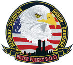 Hero's Pride NEVER FORGET - 9-11 12