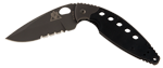 KA-BAR TDI Folder, Serrated