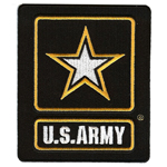 National Emblem U.S. ARMY/Star Emblem