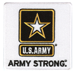 National Emblem U.S. ARMY Strong/Star Emblem