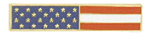 Premier Emblem American Flag (Long) Rectangle