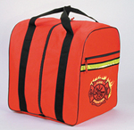 Premier Emblem Turn Out Bag Red