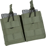 Protech Double Short M4 Magazine Pouch