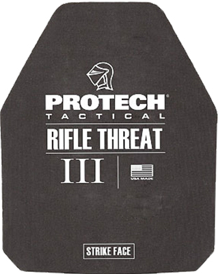 Protech Model 2120-5 Level III Rifle Plate