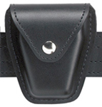 Safariland Model 190H - Handcuff Pouch, Top Flap, for Standard Hinged Handcuffs