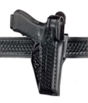 Safariland Model 200 - Top Gun Level I Retention Holster, Mid-Ride