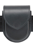 Safariland Model 290HS - Double Handcuff Pouch, Top Flap, Hidden Snap