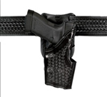 Safariland Model 2955 - Level II Retention Holster, Low-Ride