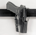 Safariland Model 295 - Level II Retention Holster, Mid-Ride