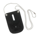 Safariland Model 7352 - Badge Holder with Neck Chain