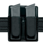 Safariland Model 75 - Double Mag Pouch Without Flaps