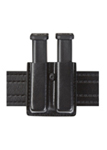 Safariland Model 79 - Slimline Open-Top Double Magazine Pouch