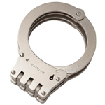 Safariland Model 8122-2 - Over-sized Hinge Style Handcuff