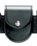 Safariland Model 90H - Handcuff Pouch, Top Flap, for Hinged Cuffs